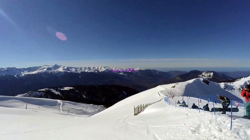 Сочи 2016 сноуборд лыжи, Роза хутор-0-01-37-308