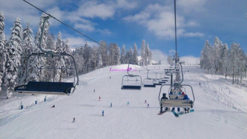 Инструктор сноуборд 17