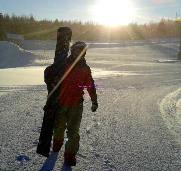 Инструктор сноуборд 21