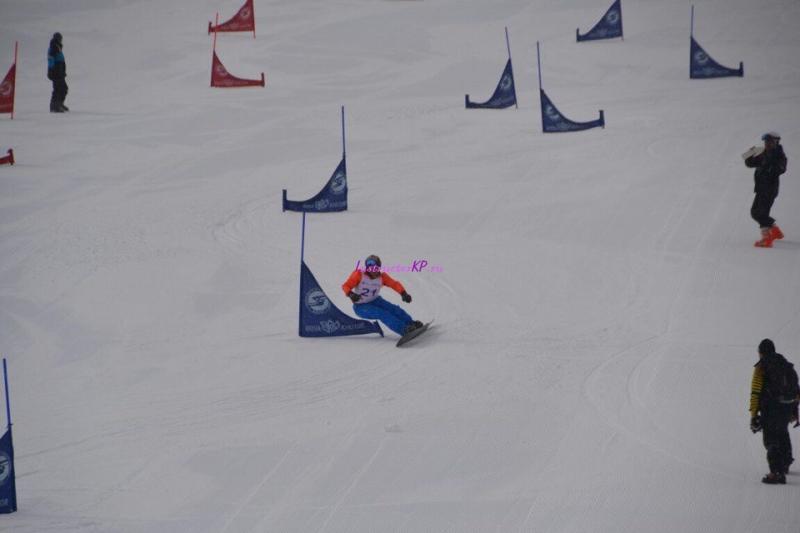 Инструктор сноуборд SB-2