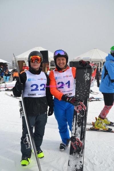 Инструктор сноуборд SB-3