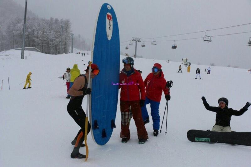 Инструктор сноуборд sb-9